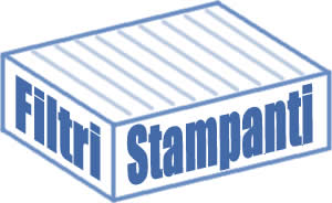 Filtri per Stampanti Laser, Fotocopiatrici e Fax - Vendita on Line Filtri per polveri sottili toner